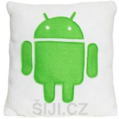 Polštářek Android