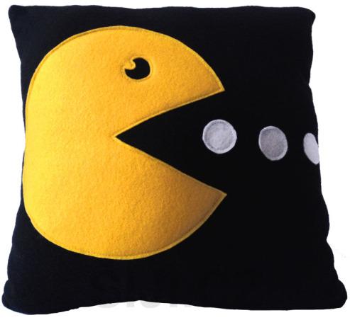 Polštářek Pacman