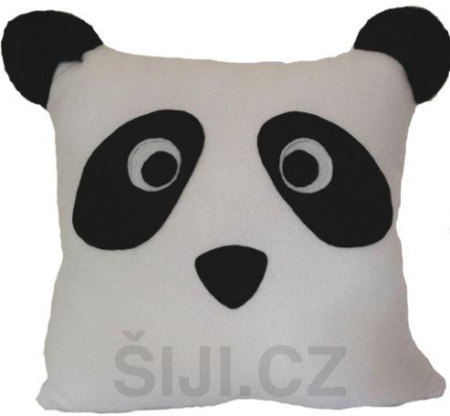 Polštářek Panda