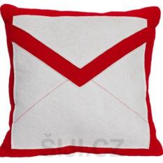 Polštářek Gmail