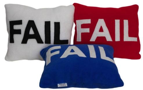 Polštářek FAIL