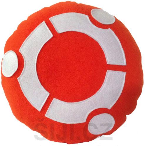 Polštářek Ubuntu