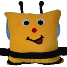 Polštářek Včelka